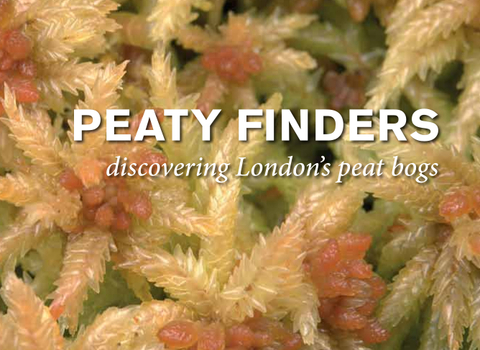 Peaty finders cover page